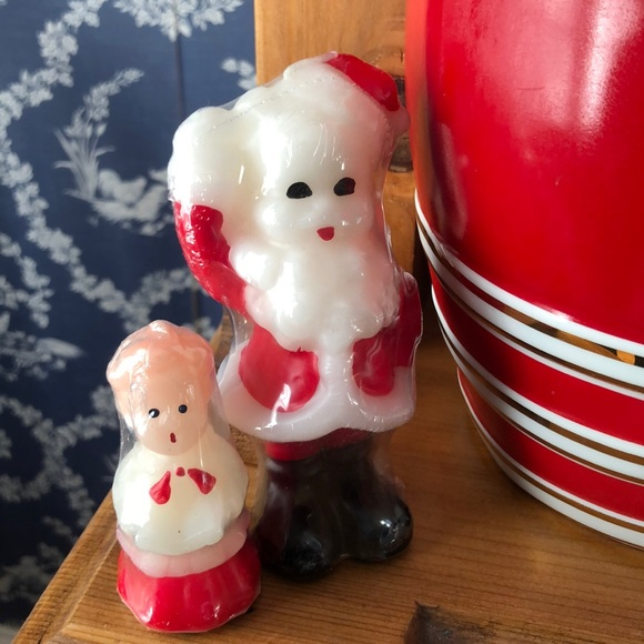New! Christmas Candles